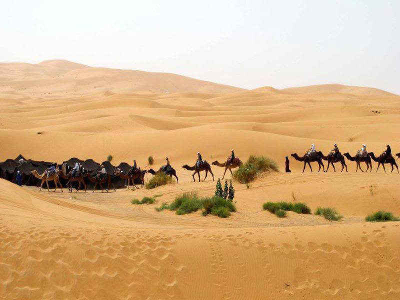 3 days tours from casablanca to merzouga