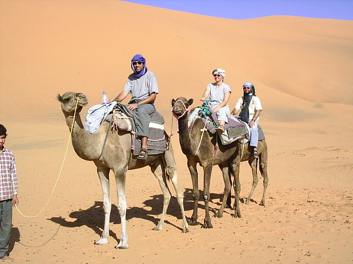 3 days tours from marrakech to merzouga